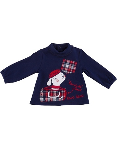 Tuc Tuc Sweatshirt Lacivert